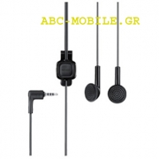 Nokia WH-101 Headset 2.5mm Black Original Bulk