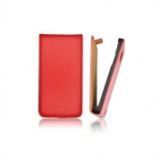 iPhone 5 / 5s Flip Case Red