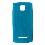 Nokia 5250 CC-1006 Silicone Case Blue Original