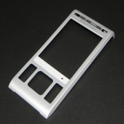 Sony Ericsson C905 Front Cover Silver Original