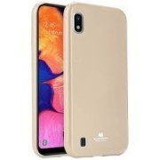 Samsung Galaxy A10 / A105F Mercury Jelly Silicone Case Gold