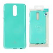 Redmi 8A Mercury Jelly Silicone Case Mint