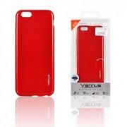 Sony Xperia E4G / E2003 Vennus Silicone Case Red
