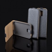 iPhone 4 / 4S  Flip Case Graphite
