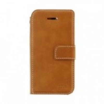 Huawei Honor 8A Molan Cano Book Case Brown