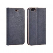Xiaomi Redmi 6 / 6A Vennus Book Case Navy Blue