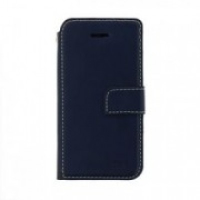 Samsung Galaxy A7 2018 / A750F Molan Cano Book Case Navy Blue