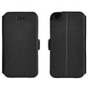 LG F60 / D390 Book Pocket Case Black