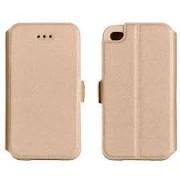 LG G4c / G4 Mini / H525N Book Pocket Case Gold
