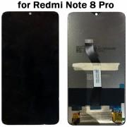 Xiaomi Redmi Note 8 Pro Lcd + Touch Black Grade A+