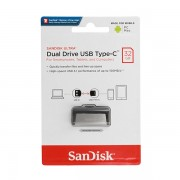 SANDISK Dual Usb 3.0 Stick Data USB A to TYPE C 16GB