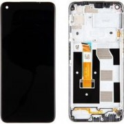 Realme 6 Frontcover + Lcd + Touch Black Original (Service Pack)