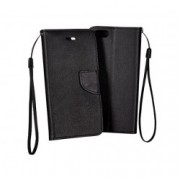 "Alcatel Pixi 4 (4,0"")  / 4034D Book Fancy Case Black"
