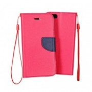 Samsung Galaxy A3 2016 / A310 Book Fancy Case Pink