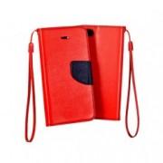 Sony Xperia X / F5121 Book Fancy Case Red