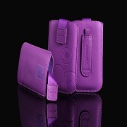 Pull Out Case Violet