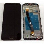 Huawei Mate 10 Lite Frontcover + Lcd + Touch Black Refurb. (as New) Original