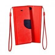 LG K8 / K350  Book Fancy Case Red