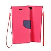 LG G4c / G4 Mini / H525 Book Fancy Case Pink