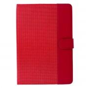 "Universal Vennus Book Sensitive Case for Tablet 7"" Red"