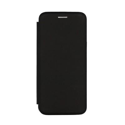 Samsung Galaxy A7 2018 / A750F Vennus Book Soft Case Black